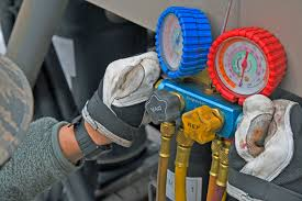 factory trained HVAC techs